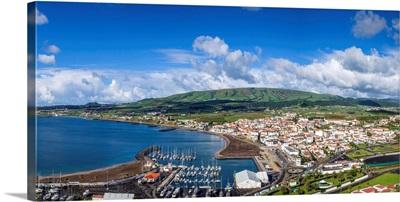 Portugal, Azores, Terceira Island, Praia da Vitoria, morning