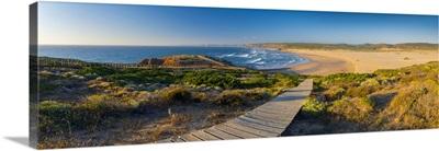 Portugal, Parque Natural do Sudoeste Alentejano e Costa Vicentina, Bordeira Beach