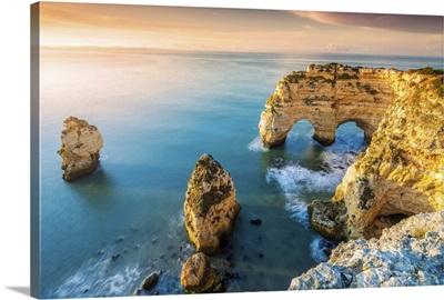 Praia de Marinha, Caramujeira, Lagoa, Algarve, Portugal