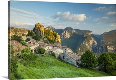 Rougon, Verdon Gorge, Provence, France