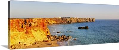 Sagres cape, Algarve, Portugal