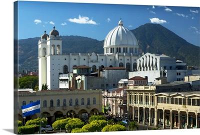 San Salvador, El Salvador, Metropolitan Cathedral Of The Holy Savior