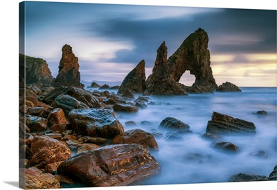 Sea Arch, Crohy Head, County Donegal, Ireland