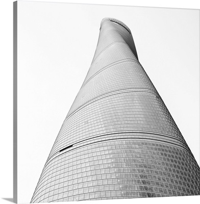 Shanghai Tower, Lujiazui, Pudong, Shanghai, China