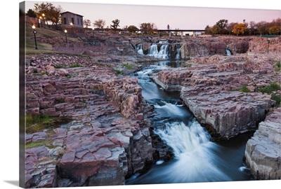 South Dakota, Sioux Falls, Sioux Falls Park