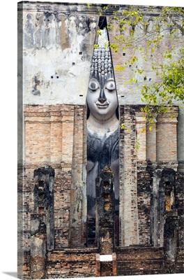 South East Asia, Thailand, Central Thailain, Phitsanulok, Sukhothai, Wat Si Chum