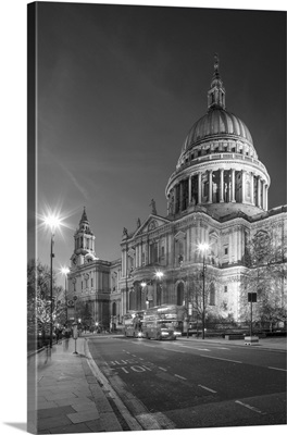 St. Paul's Cathedral, London, England, UK