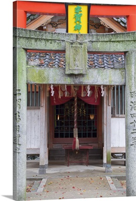 Sumiyoshi Temple, Fukuoka, Kyushu, Japan
