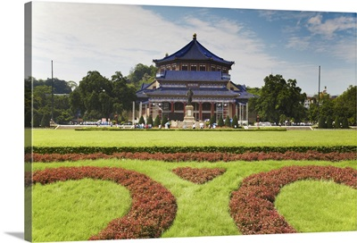 Sun Yat Sen Memorial Hall, Guangzhou, Guangdong Province, China