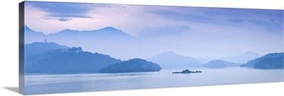 Taiwan, Nantou, Sun Moon Lake