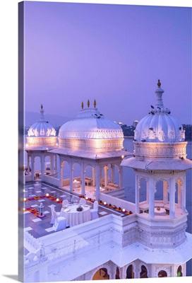 Taj Lake Palace, Lake Pichola, Udaipur, Rajasthan, India