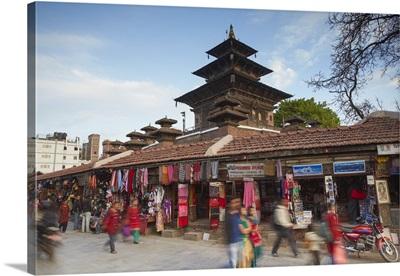 Taleju Temple, Durbar Square, Kathmandu, Nepal