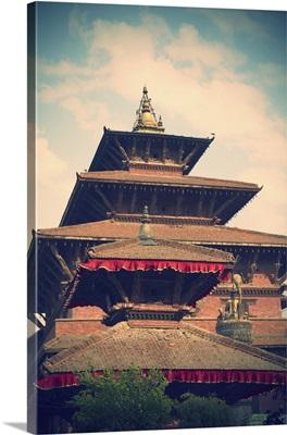 Taleju Temple, Durbar Square, Patan, Kathmandu, Nepal