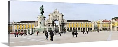 Terreiro do Paco, Lisbon, Portugal