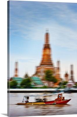 Thailand, Bangkok, Wat Arun Temple