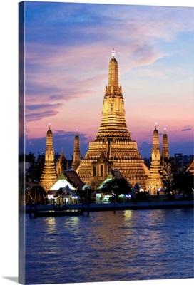 Thailand, Bangkok, Wat Arun, Temple Of The Dawn