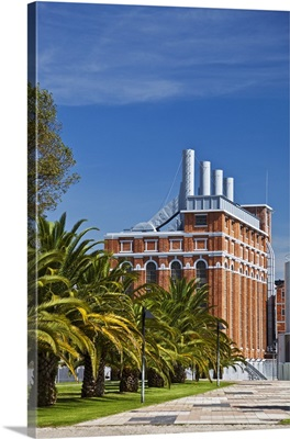 The electricity museum, Lisbon, Lisboa, Portugal