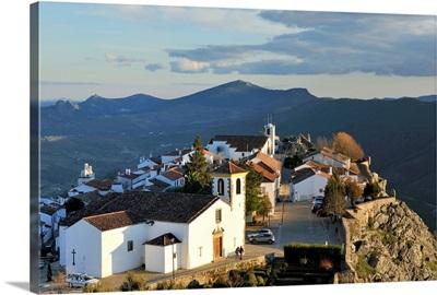 The medieval village of Marvao, Alentejo, Portugal