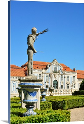 The Queluz National Palace, Dating Back To The 18th Century, Lisbon, Portugal