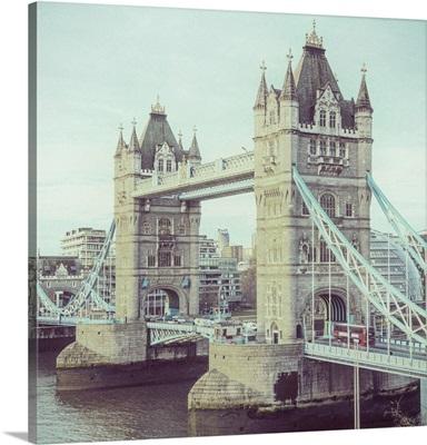 Tower Bridge, London, England, UK