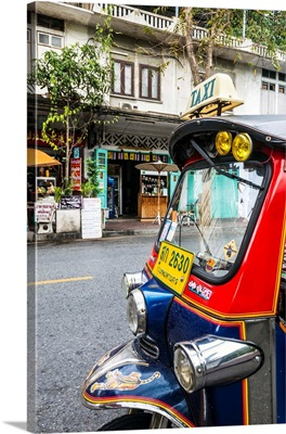 Tuk-Tuk, Bangkok, Thailand