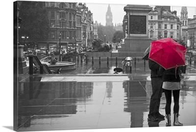 UK, England, London, Trafalgar Square