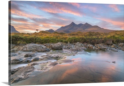 UK, Scotland, Inner Hebrides, Isle of Skye, Sligachan