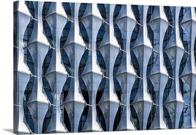 Us Embassy, Nine Elms, London, England, UK
