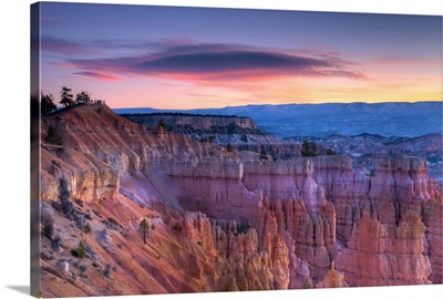 Utah, Bryce Canyon National Park, from Sunrise Point