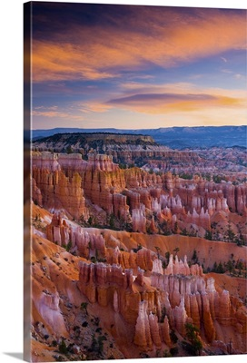 Utah, Bryce Canyon National Park, from Sunset Point
