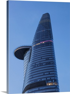 Vietnam, Ho Chi Minh City, Bitexco Financial Tower