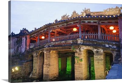 Vietnam, Hoi An, Japanese Covered Bridge