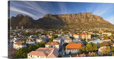 View of Table Mountain, Cape Town, Western Cape, South Africa