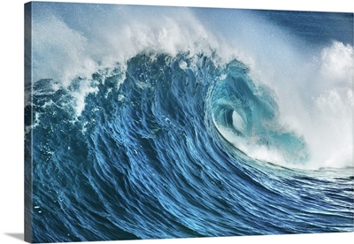Wave Impression, Australia, Leeuwin Naturaliste National Park, Canal Rocks, Yallingup