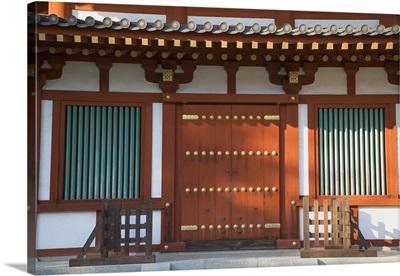 West Pagoda at Yakushiji Temple, Nara, Kansai, Japan