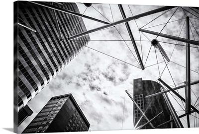 Downtown Denver Architecture, Coors Building, Denver, Colorado