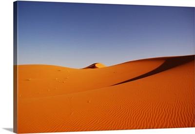 Early Morning Sunrise; Merzouga, Morocco