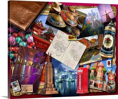 Travels Around the World