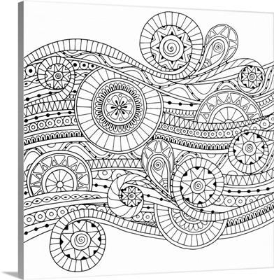 Circles and Swirls II