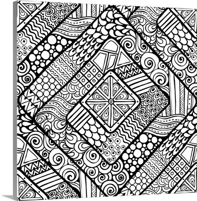 Geometric Diamond III