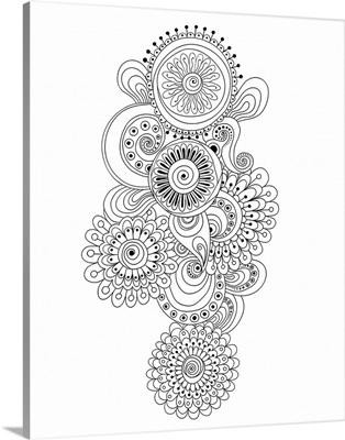 Henna Circles I