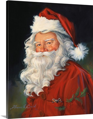 Santa and Friend