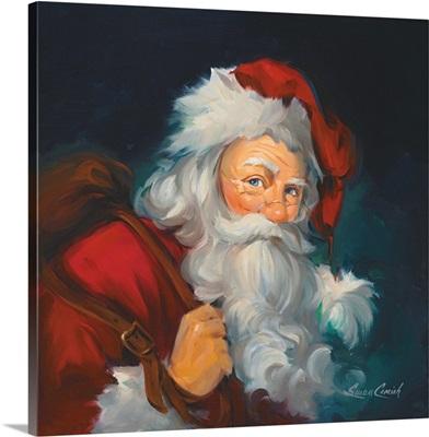 Santa and Pack