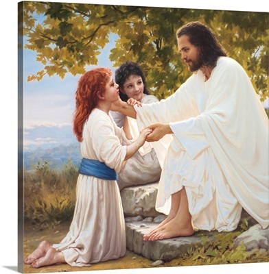 The Pure Love of Christ
