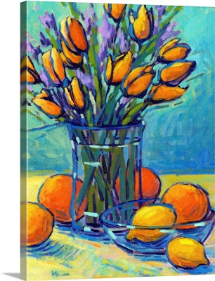 Tulips, Lemons, Oh My!