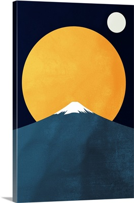 Himalaya At Night