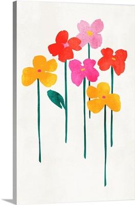 Little Happy Flowers