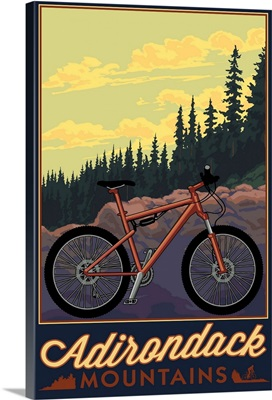 Adirondack Mountains, New York, Ride the Trails