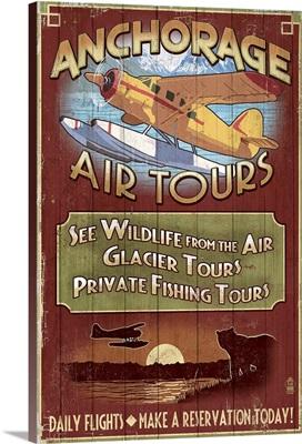Anchorage, Alaska, Air Tours
