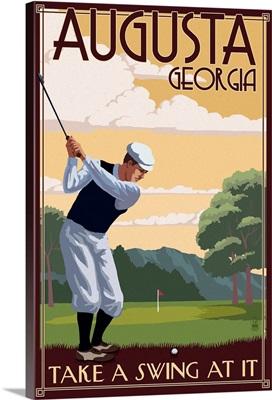 Augusta, Georgia, Take a Swing at It